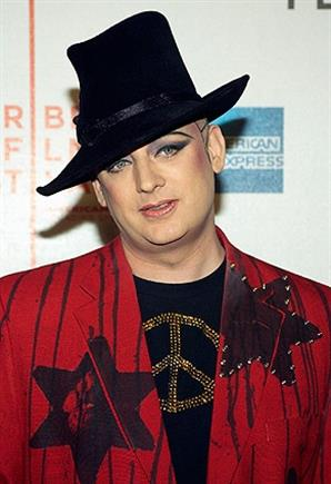 Boy George le dedica un tema a Amy Winehouse