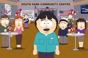 La victoria de Donald Trump, según South Park