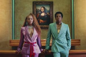 "Beyoncé y Jay-Z desafían la tradición del arte occidental en el video de ""Apeshit"""